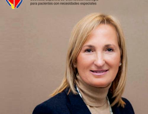 Presidenta de la Societat Espanyola d'Odonto-Estomatologia